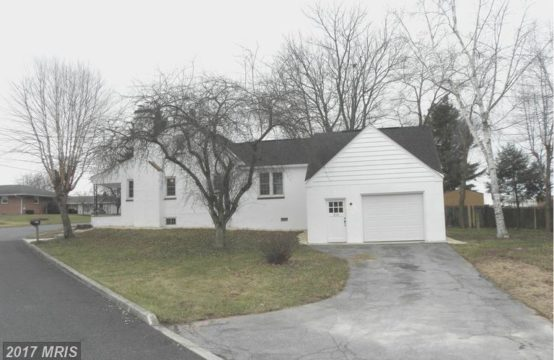 212 Carroll Heights Road, Taneytown MD 21787