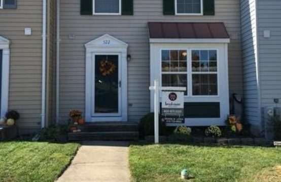 522 South Hills CT, Westminster, MD 21158