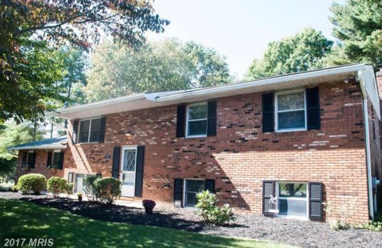 6412 White Rock Road, Sykesville MD 21784