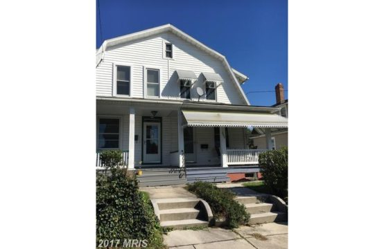 202 Westminster Ave., Hanover PA